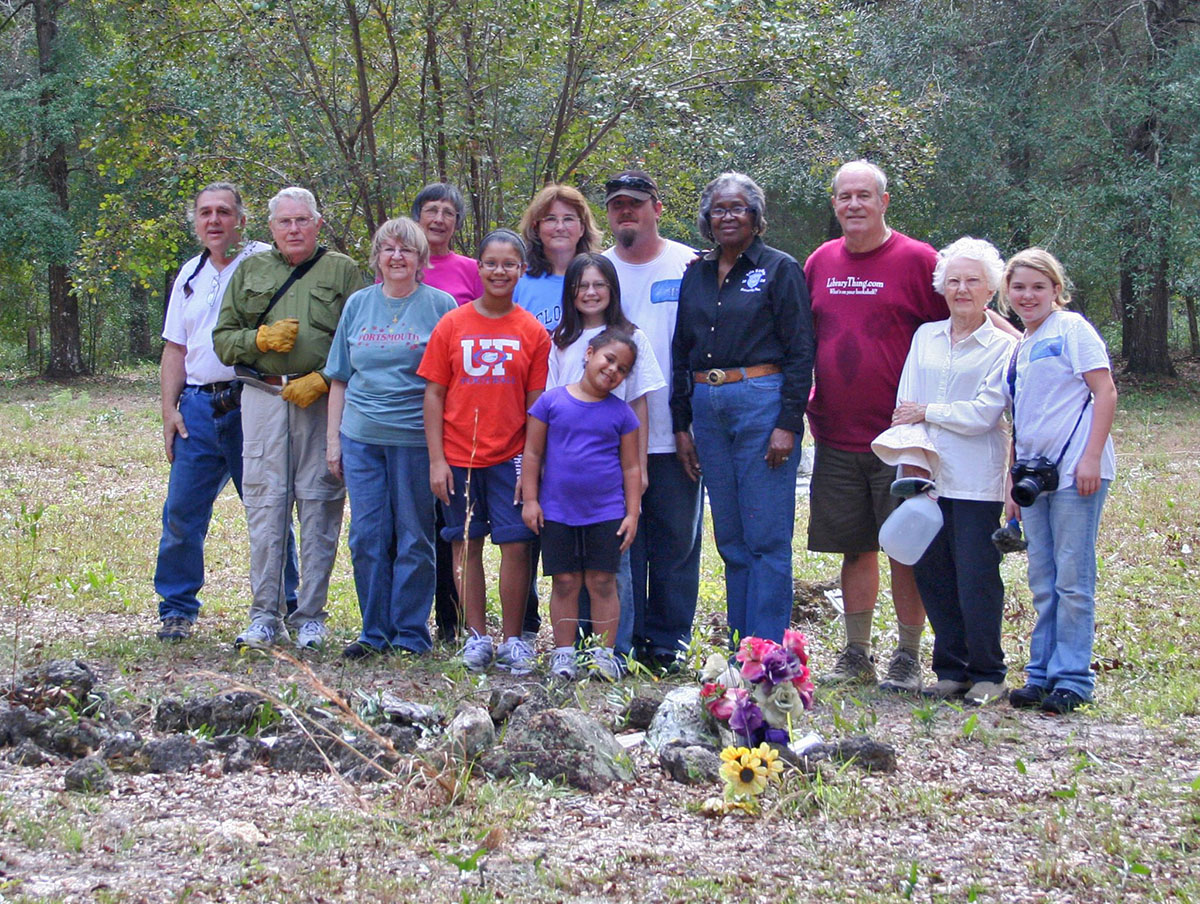 Bethlehem Methodist Episcopal Volunteers Group Photo