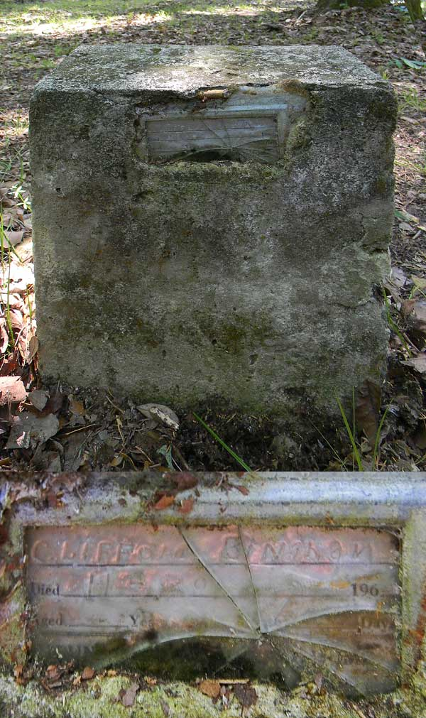 Clifford Bingham Gravestone Photo