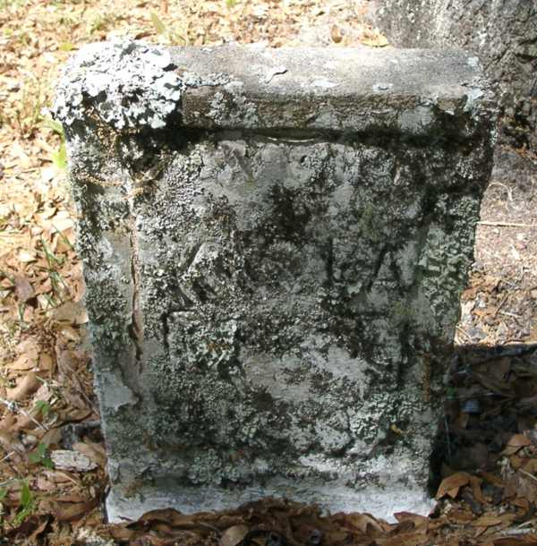 Viola Fort Gravestone Photo