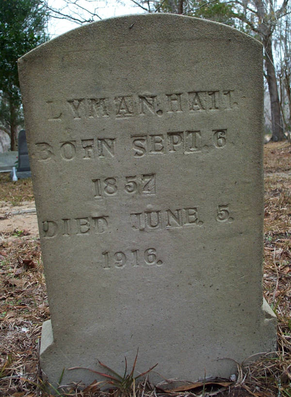 Lyman Hall Gravestone Photo