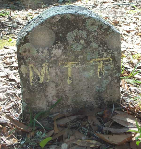 M.T. Tompkins Gravestone Photo