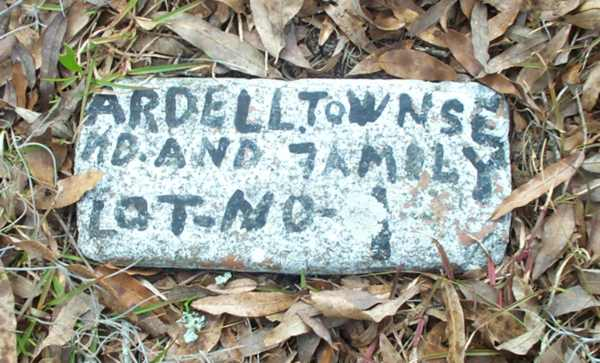 Ardell Townsend Gravestone Photo