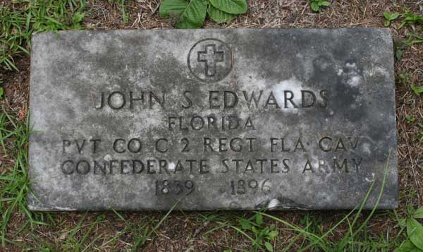John S. Edwards Gravestone Photo